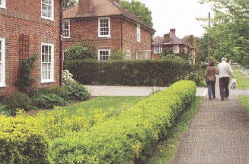 Letchworth - anglické zahradní město poblíž Londýna