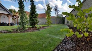 Realizace zahrad, výsadba živého plotu - je pravý čas!
