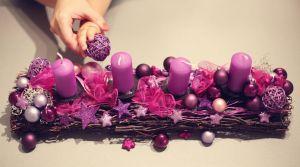 Vánoce a Vánoční floristický seminář