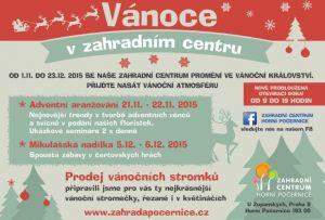 Vánoce v Zahradním centru 2015 - 1187844 -