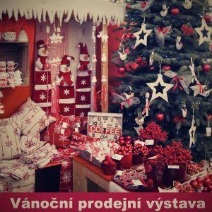 Vánoční prodejní výstava - 1187867 -