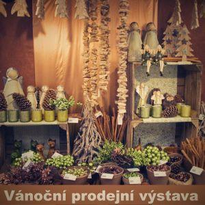 Vánoční prodejní výstava - 1187871 -