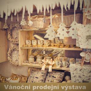 Vánoční prodejní výstava - 1187872 -