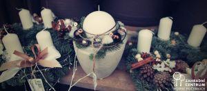 Vánoční svícny - 1187915 -