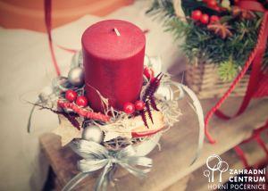 Vánoční svícny - 1187916 -