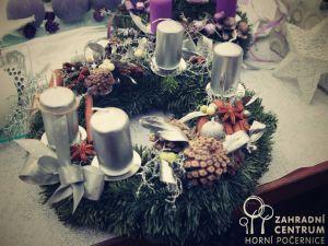 Vánoční svícny - 1187907 -