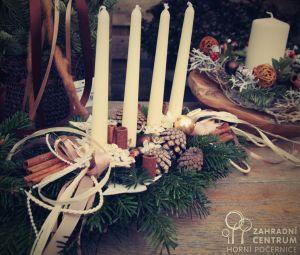 Vánoční svícny - 1187913 -