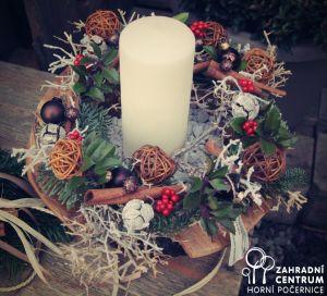 Vánoční svícny - 1187914 -