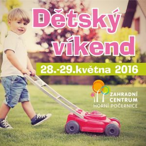 Dětský víkend 2016