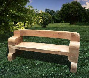 Dubový nábytek na zahradu