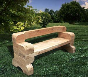 Dubový nábytek na zahradu - 1188109 -