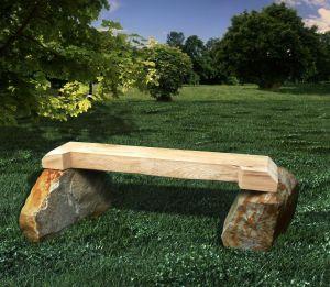 Dubový nábytek na zahradu - 1188110 -