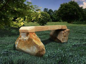 Dubový nábytek na zahradu - 1188111 -