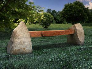Dubový nábytek na zahradu - 1188112 -