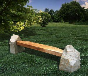 Dubový nábytek na zahradu - 1188113 -