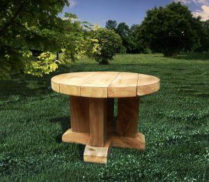 Dubový nábytek na zahradu - 1188114 -