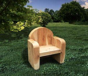 Dubový nábytek na zahradu - 1188115 -