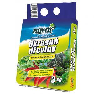 Hnojivo na okrasné dřeviny - Agro 3kg