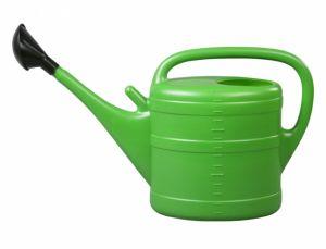 Konev s kropítkem plastová 14l (zelená)