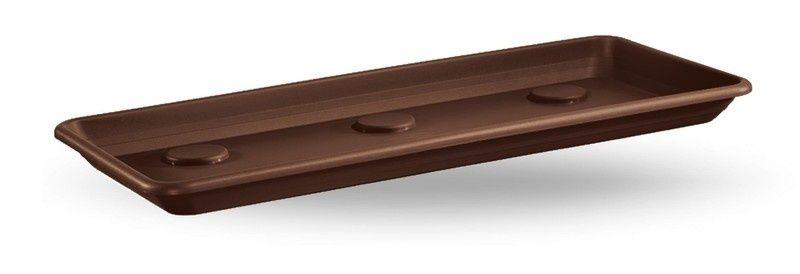 MIska pod truhlík ANTHEA (čokoláda) 100 cm Hudetz