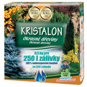 Hnojivo na okrasné dřeviny - Kristalon 0,5kg