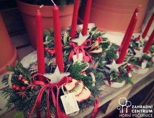 Vánoční svícny - 1187917 -