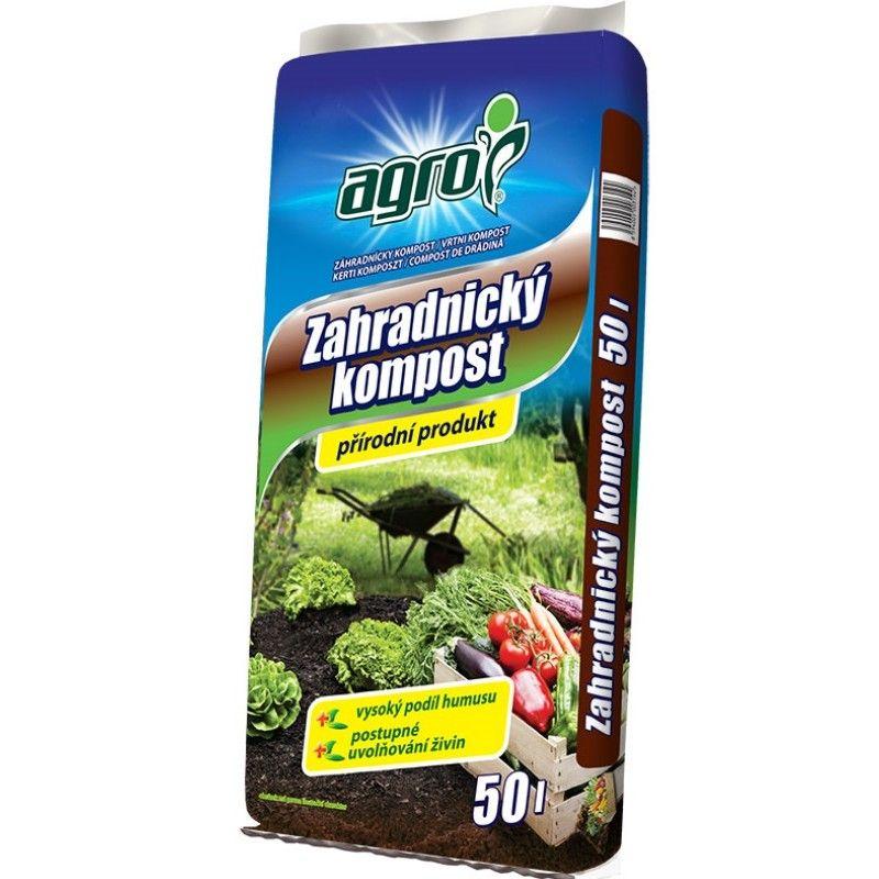 Zahradnický kompost - Agro 50l Agro CS