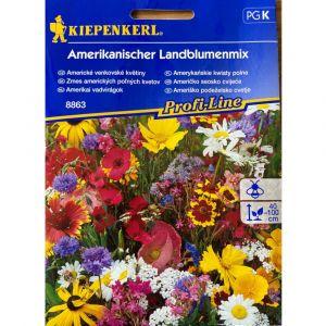 Květinová směs AMERICKÉ VENKOVSKÉ KVĚTINY - Kiepenkerl