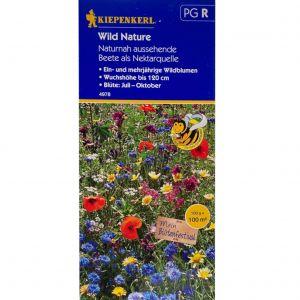 Květinová směs DIVOKÁ PŘÍRODA - Kiepenkerl