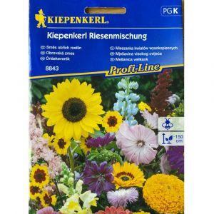 Květinová směs OBŘÍ KVĚTINY - Kiepenkerl