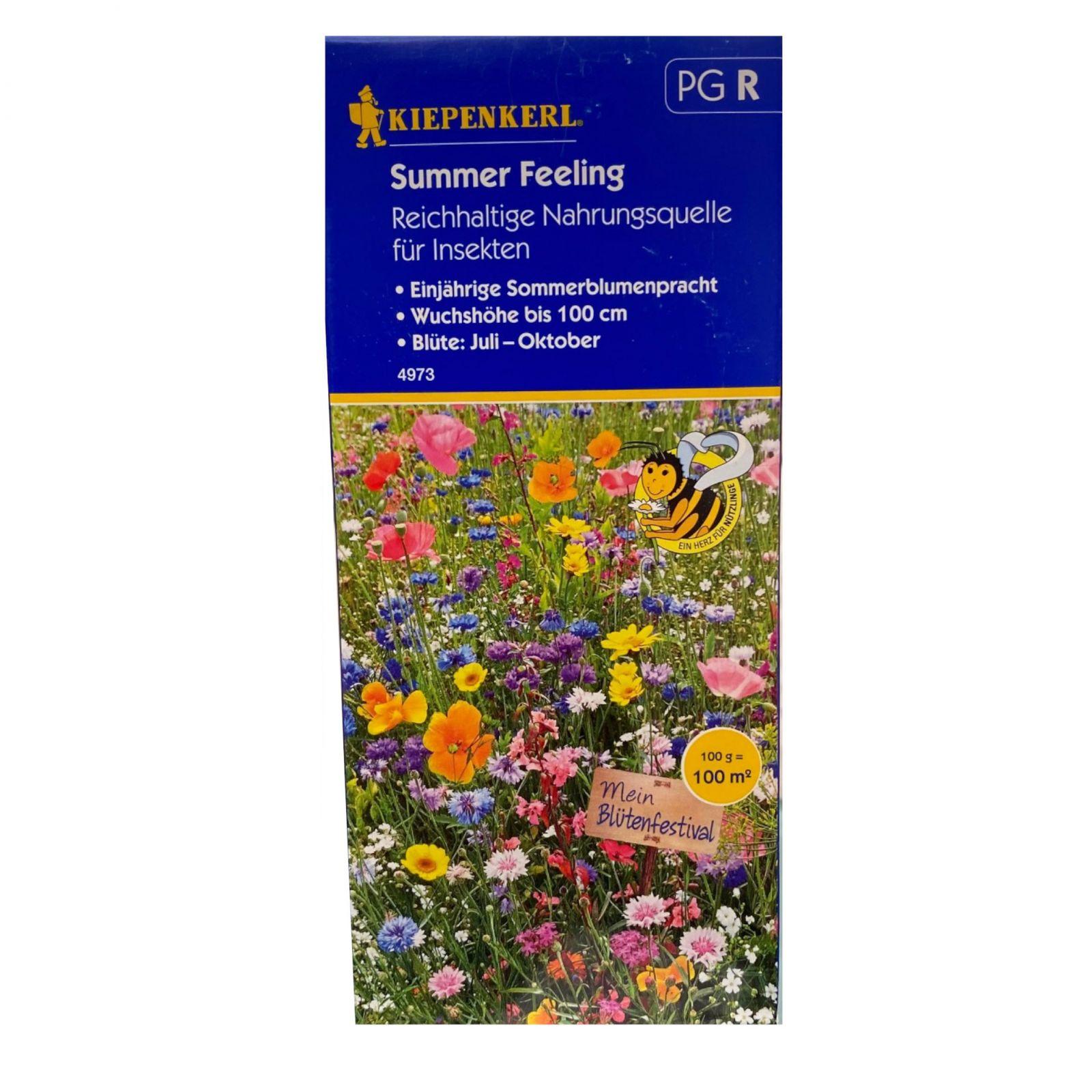 Květinová směs Summer Feeling