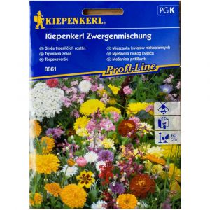 Květinová směs NÍZKÉ LETNIČKY - Kiepenkerl