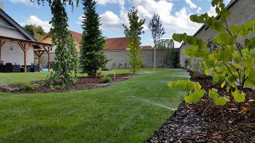 Realizace zahrady v Radonicích
